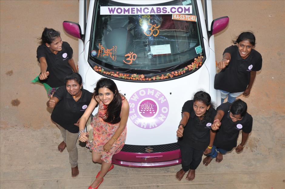 women cabs
