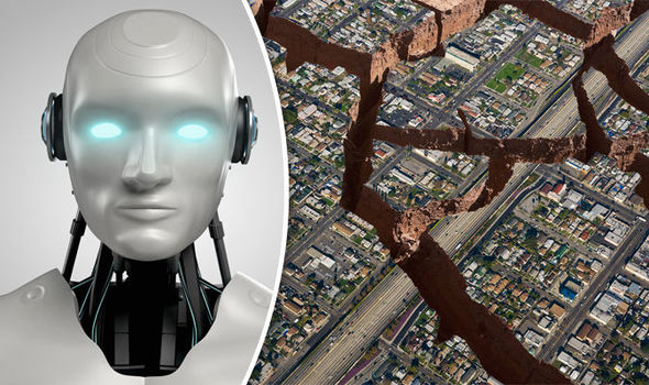 AI Earthquake