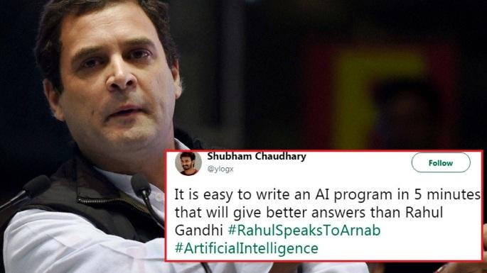 Rahul troll